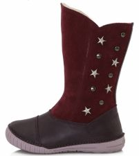 D.D. step bordiniai batai su pašiltinimu 31-36 d. 036716al