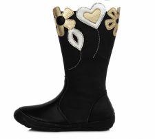 D.D. step juodi batai su pašiltinimu 31-36 d. 046614l