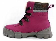 D.D. step rožiniai batai su pašiltinimu 25-30 d.0563bm