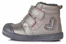 D.D. step sidabriniai batai su pašiltinimu 22-27 d. da031381