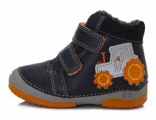 D.D. step tamsiai mėlyni batai su pašiltinimu 20-24 d.038263