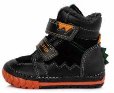 D.D. step juodi batai su pašiltinimu 20-24 d. 029307a