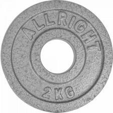 Svoris Allright Hammertone 2kg