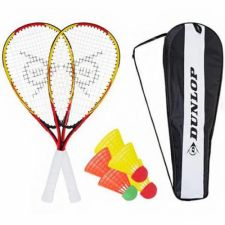 Badmintono rinkinys Racketball Set Dunlop 762091