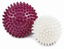 Masažinis kamuoliukas 7,5cm ir 9cm, 2vnt pearl/bo