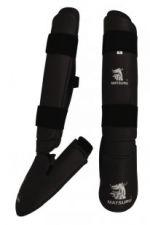 Karate apsaugos blauzdai/pėdai SHIN&FOOT PAD XL po