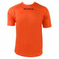 Marškinėliai futbolui Givova One U MAC01-0001