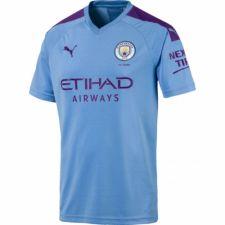 Marškinėliai Puma Manchester City FC Home Replica M SS 755586 01