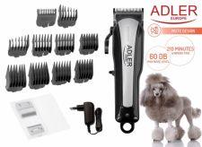 Plaukų kirpimo mašin.gyvūnams ADLER AD-2828