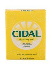 Cidal Cleansing Soap, Antibacterial, Bar muilas moterims ir vyrams, 250g