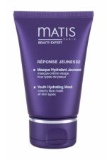 Matis Réponse Jeunesse, Youth Hydrating Mask, veido kaukė moterims, 50ml