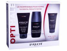 PAYOT Homme Optimale, rinkinys veido želė vyrams, (Facial Balm 50 ml + dezodorantas 75 ml + dušo želė 200 ml)