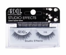 Ardell Studio Effects, 110, dirbtinės blakstienos moterims, 1pc, (Black)