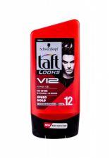 Schwarzkopf Taft, V12 Power Gel, plaukų želė vyrams, 150ml