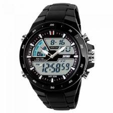Vyriškas laikrodis SKMEI AD1016 Black