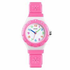Vaikiškas laikrodis SKMEI 1483 RS Rose Red