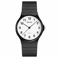 Vaikiškas, Moteriškas laikrodis SKMEI 1419 BKWT-NM Black/White