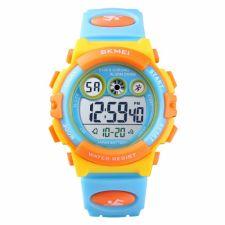 Vaikiškas laikrodis SKMEI 1451 YLBU Yellow/Blue