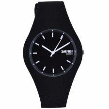 Moteriškas laikrodis SKMEI  9068 BKWT Black White Pointer