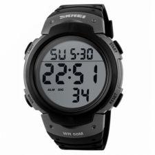 Vyriškas laikrodis SKMEI DG1068BK Titanium