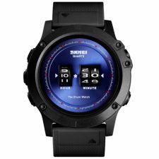 Vyriškas laikrodis SKMEI Drum Roller Watch 1546 BU Blue