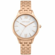 Moteriškas laikrodis Karen Millen KM191RGM