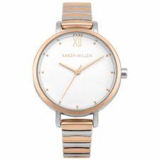 Moteriškas laikrodis Karen Millen KM190SRGM