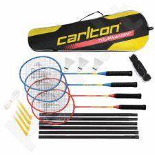 Badmintono rink. TOURNAMENT 4 žaidėjams