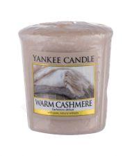 Yankee Candle Warm Cashmere, aromatizuota žvakė moterims ir vyrams, 49g