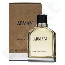 Giorgio Armani Eau Pour Homme, 2013, tualetinis vanduo vyrams, 100ml, (Testeris)