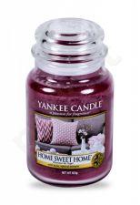 Yankee Candle Home Sweet Home, aromatizuota žvakė moterims ir vyrams, 623g