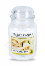 Yankee Candle Wedding Day, aromatizuota žvakė moterims ir vyrams, 623g