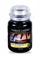 Yankee Candle Black Coconut, aromatizuota žvakė moterims ir vyrams, 623g