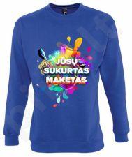 Džemperis su Jūsų sukurtu dizainu