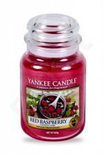 Yankee Candle Red Raspberry, aromatizuota žvakė moterims ir vyrams, 623g