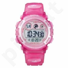 Vaikiškas laikrodis SKMEI 1451 RS Rose Red Vaikiškas laikrodis