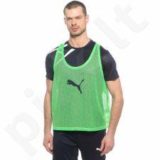 Skiriamieji marškinėliai treniruotėms Puma Blb 65398343 žalia