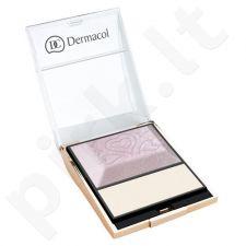 Dermacol Illuminating Palette, skaistinanti priemonė moterims, 9g