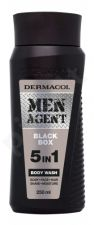 Dermacol Men Agent, Black Box, dušo želė vyrams, 250ml