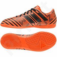 Futbolo bateliai Adidas  Nemeziz 17.4 IN Jr S82467