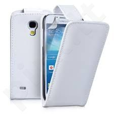 Dėklas Samsung Galaxy S4 mini i9190, i9192, i9195 Baltas