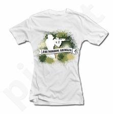 """Moteriški marškinėliai """"Jaunosios armija"""""""