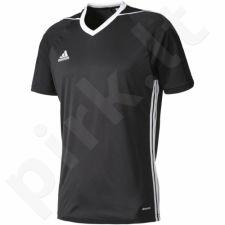 Marškinėliai futbolui Adidas Tiro 17 M BK5437