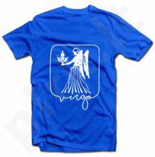 """Marškinėliai su zodiako ženklu """"Mergelė"""""""