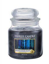 Yankee Candle Dreamy Summer Nights, aromatizuota žvakė moterims ir vyrams, 411g