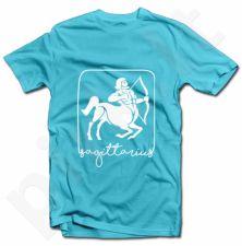 "Marškinėliai su zodiako ženklu ""Šaulys"""