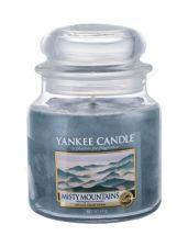 Yankee Candle Misty Mountains, aromatizuota žvakė moterims ir vyrams, 411g