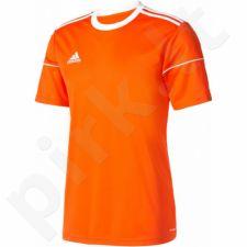 Marškinėliai futbolui Adidas Squadra 17 M BJ9177