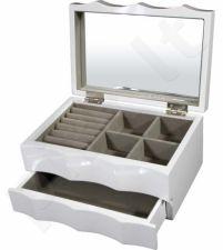 Medinė papuošalų dėžutė 81146