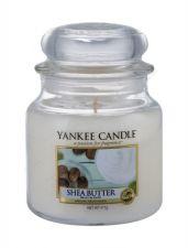 Yankee Candle Shea Butter, aromatizuota žvakė moterims ir vyrams, 411g